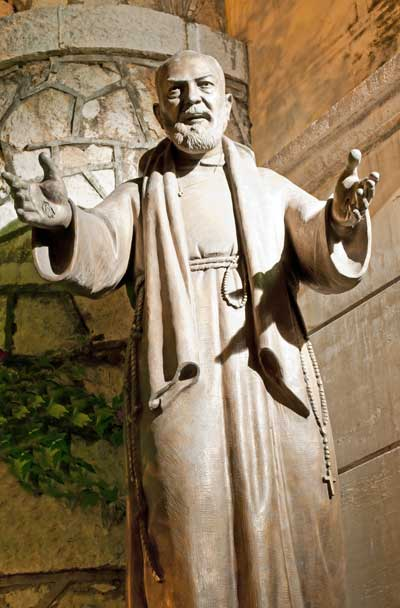 padre pio message of garabandal